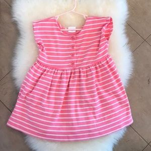 Pink size 3 (90) Hanna Andersson dress